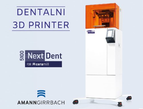 Dentalni 3D printer – 5100 NextDent