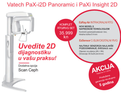Vatech PaX-i2D Panoramic i PaXi Insight 2D