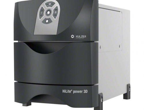 KULZER HI-LITE 3D, univerzalna polimerizacijska laboratorijska lampa za polimerizaciju