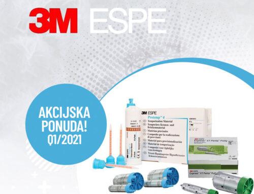 3M ESPE – AKCIJSKA PONUDA Q1/2021