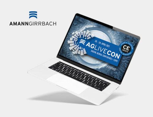 AMANN GIRRBACH – digitalna dentalna konferencija