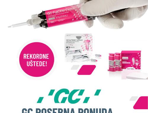 GC POSEBNA PONUDA – Capsule & cementi
