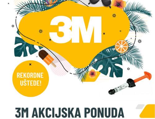 ☀️ 3M AKCIJSKA PONUDA – SUMMER 2021